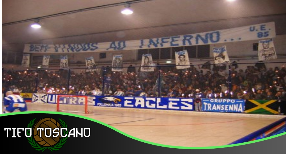 Follonica Hockey - Storia del tifo